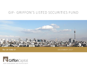 GIF- Griffon's Listed Securities Fund