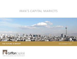 Iran's Capital Markets – the outlook and respective drivers