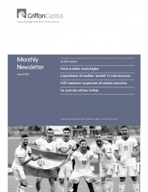 Griffon Monthly June 2018