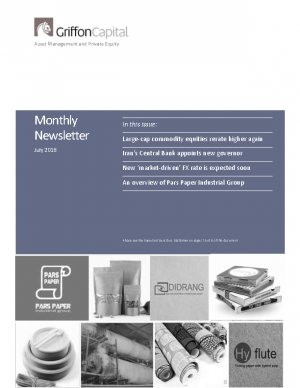 Griffon Monthly July 2018